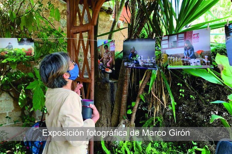 Exposición fotográfica de Marco Girón