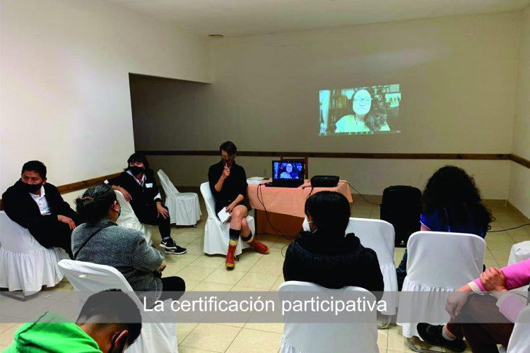 La certificación participativa