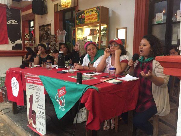 """Conversatorio """"Feminismo campesino, indígena y popular; agroecología y juventud campesina"""""""
